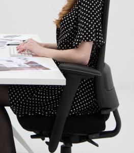 Home Office Stuhl Ellbogenunterstützung